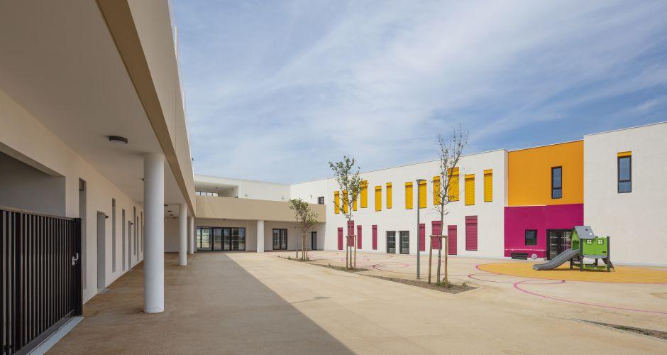 Giraud-btp-groupe scolaire-St Jean de Vedas