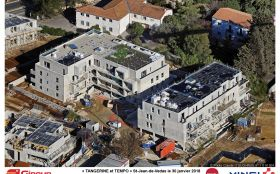 tempo/tangerine/giraud/montpellier/gros oeuvre/construction/logements